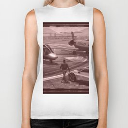 New But Old School GTA Biker Tank