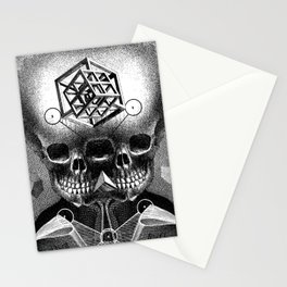 Grimoire Stationery Cards