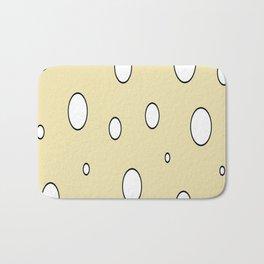 Swiss Cheese Bath Mat