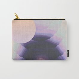 Ultraviolet Impulses Carry-All Pouch