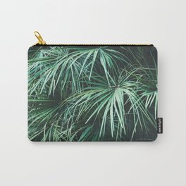 Green Foliage 2 Carry-All Pouch