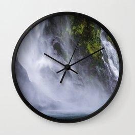 Waterfall.. Wall Clock