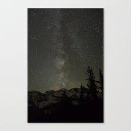 Central Oregon Skies Canvas Print