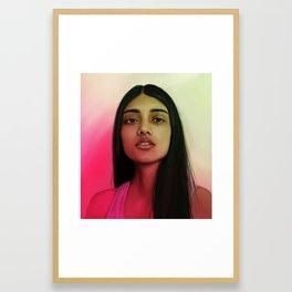 Rules of Perception Framed Art Print