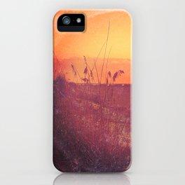 Morning On Madeira Beach - America As Album Art iPhone Case