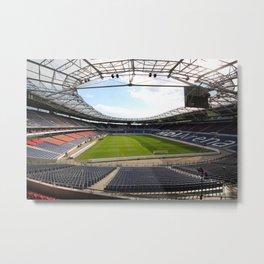 HDI-Arena Metal Print