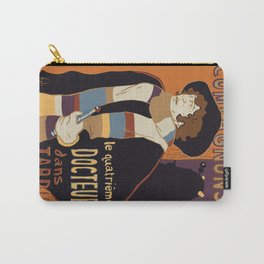 Le Fourth Doctor Carry-All Pouch