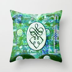 Nicole (#TheAccessoriesSeries) Throw Pillow