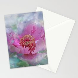 peony love N°7 Stationery Cards