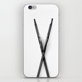 The X Marks The Spot (Sea Version) iPhone Skin