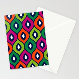 Leela Green Stationery Cards