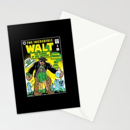 The Incredible Walt Stationery Cards