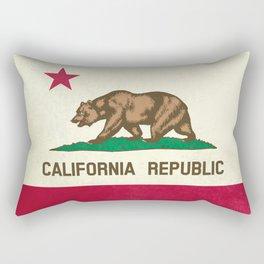 California Republic Flag Rectangular Pillow