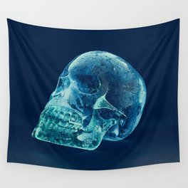Veiled Winter Wall Tapestry