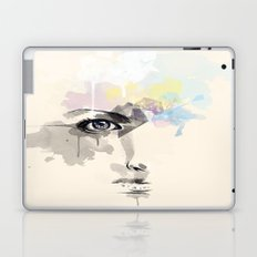 Beyond Her Tears  Laptop & iPad Skin