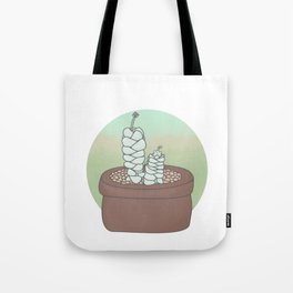 Crassula Deceptor Guardians Tote Bag