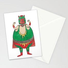 Orphée le Super Héros Stationery Cards