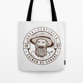 Caimán de Sanare - Trinchera Creativa Tote Bag
