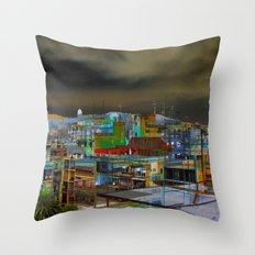 BAR#7508 Throw Pillow