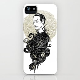 Sherlock Holmes - Consulting Detective iPhone Case