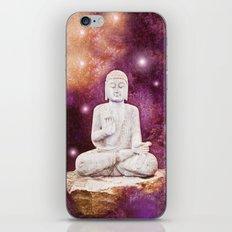 BUDDHA | Red Lights iPhone & iPod Skin