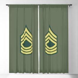 Master Sergeant (OD Green) Blackout Curtain
