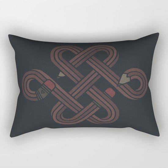 Endless Creativity Rectangular Pillow