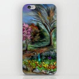 Spring at Descanso Gardens iPhone Skin