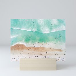 Beach Mood Mini Art Print