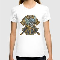 viking T-shirts featuring Viking by Spooky Dooky
