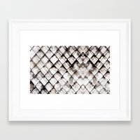 shells Framed Art Prints featuring SHELLS by ED design for fun