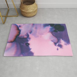 water color wave II COLLAB DYLA Rug