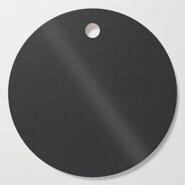 Simulated Black Carbon Fiber Cutting Board
