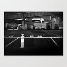 Pending Departure Canvas Print