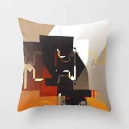 92018 Throw Pillow
