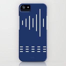 Ikat iPhone Case