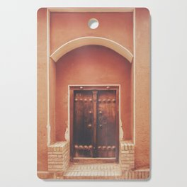 Abyaneh Door #2 (from the series 'Iranian Doors') Cutting Board