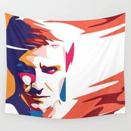 David Beckham Wall Tapestry