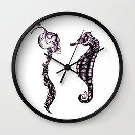 Pangaea Wall Clock