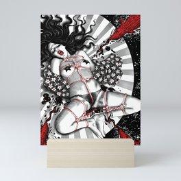 Sacrifice Of The Bastet Ingenue Mini Art Print