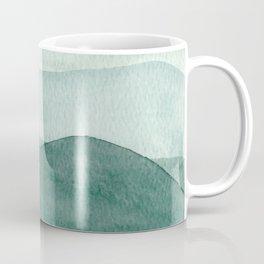 Green Mountain Range Coffee Mug