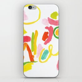 Abstract Landscape 1 iPhone Skin