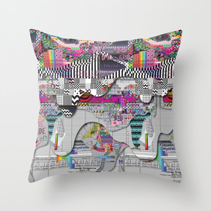 mega Throw Pillow