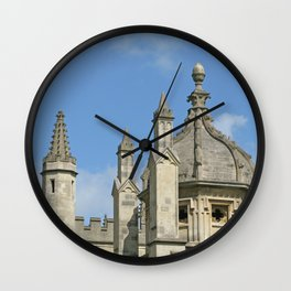 Spires of All Souls Wall Clock