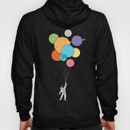 Planet Balloons Hoody