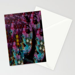 Within This Beautiful Machine: Betrayal Stationery Cards
