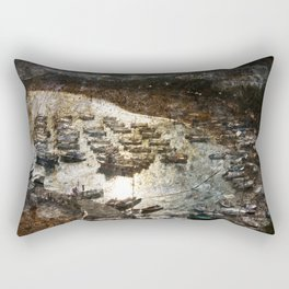 Llafranc 1 Rectangular Pillow