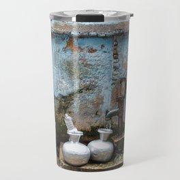Water Pump Travel Mug