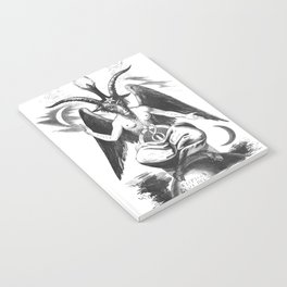 Baphomet - Satanic Church Notebook