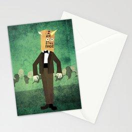 I AM STILL FAMOUS Stationery Cards